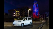 Nissan e-NV200 Evalia Combi 7 posti
