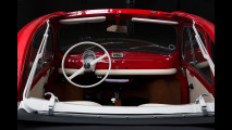 Fiat 500 elettrica by Officine Ruggenti