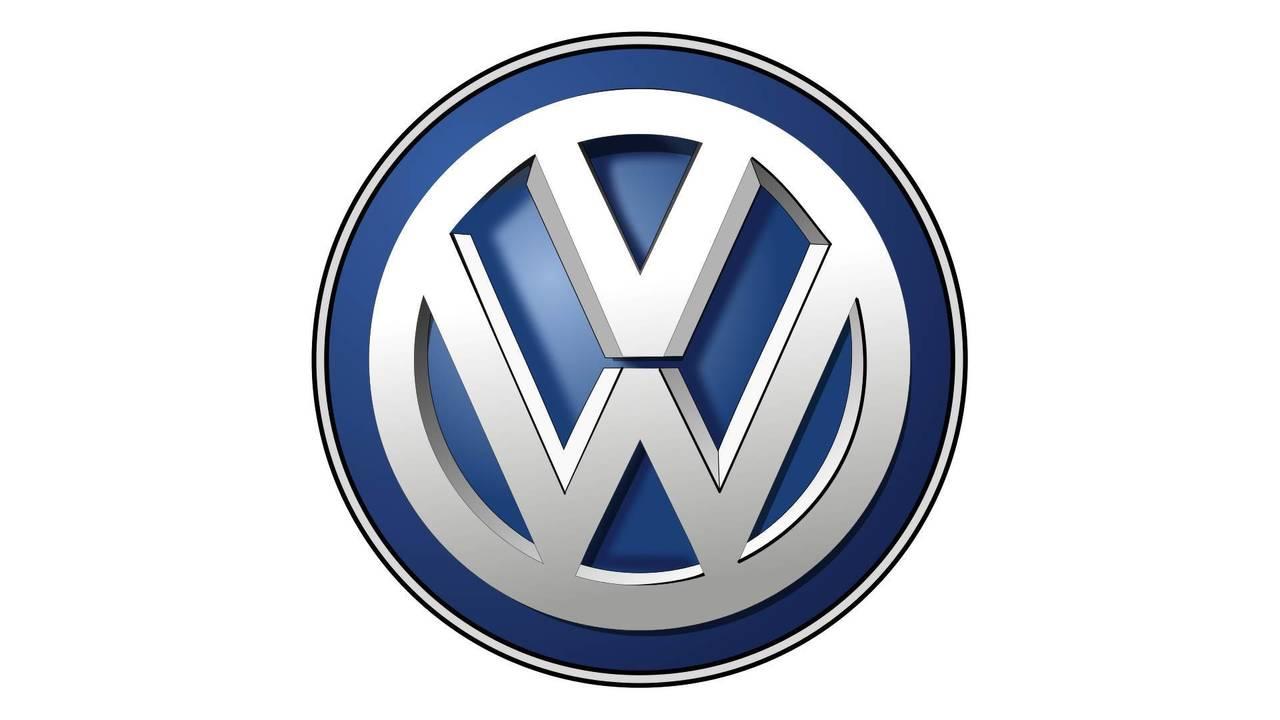 Volkswagen logo 2015