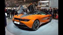 McLaren al Salone di Ginevra 2017