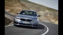 Nuova BMW Serie 5 016