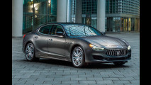 Maserati Ghibli, il restyling si chiama GranLusso