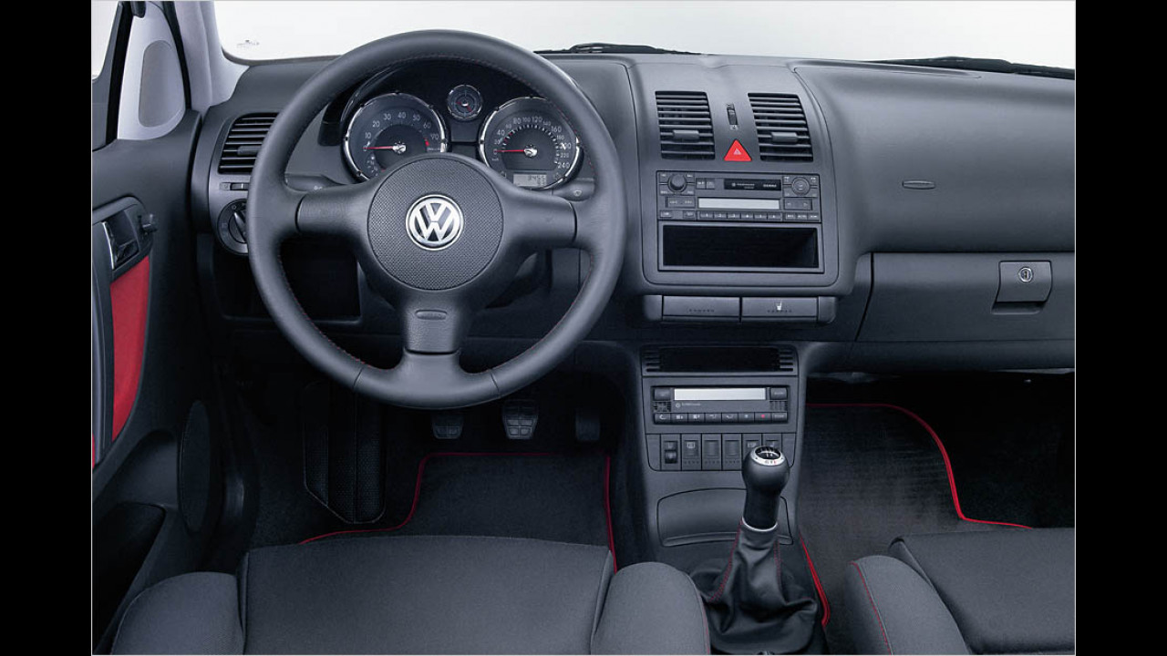 VW Polo GTI (1999)