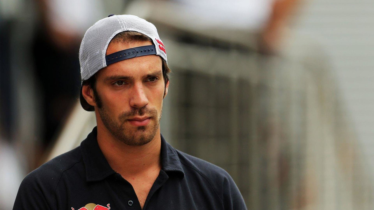 Jean-Eric Vergne 25.07.2013 Hungarian Grand Prix