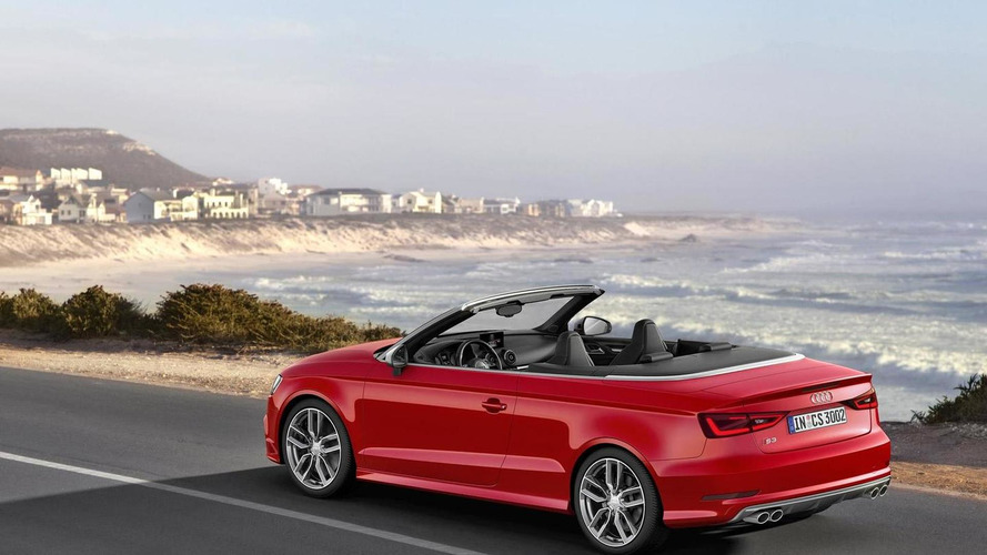 Audi S3 Cabriolet revealed ahead of Geneva Motor Show arrival