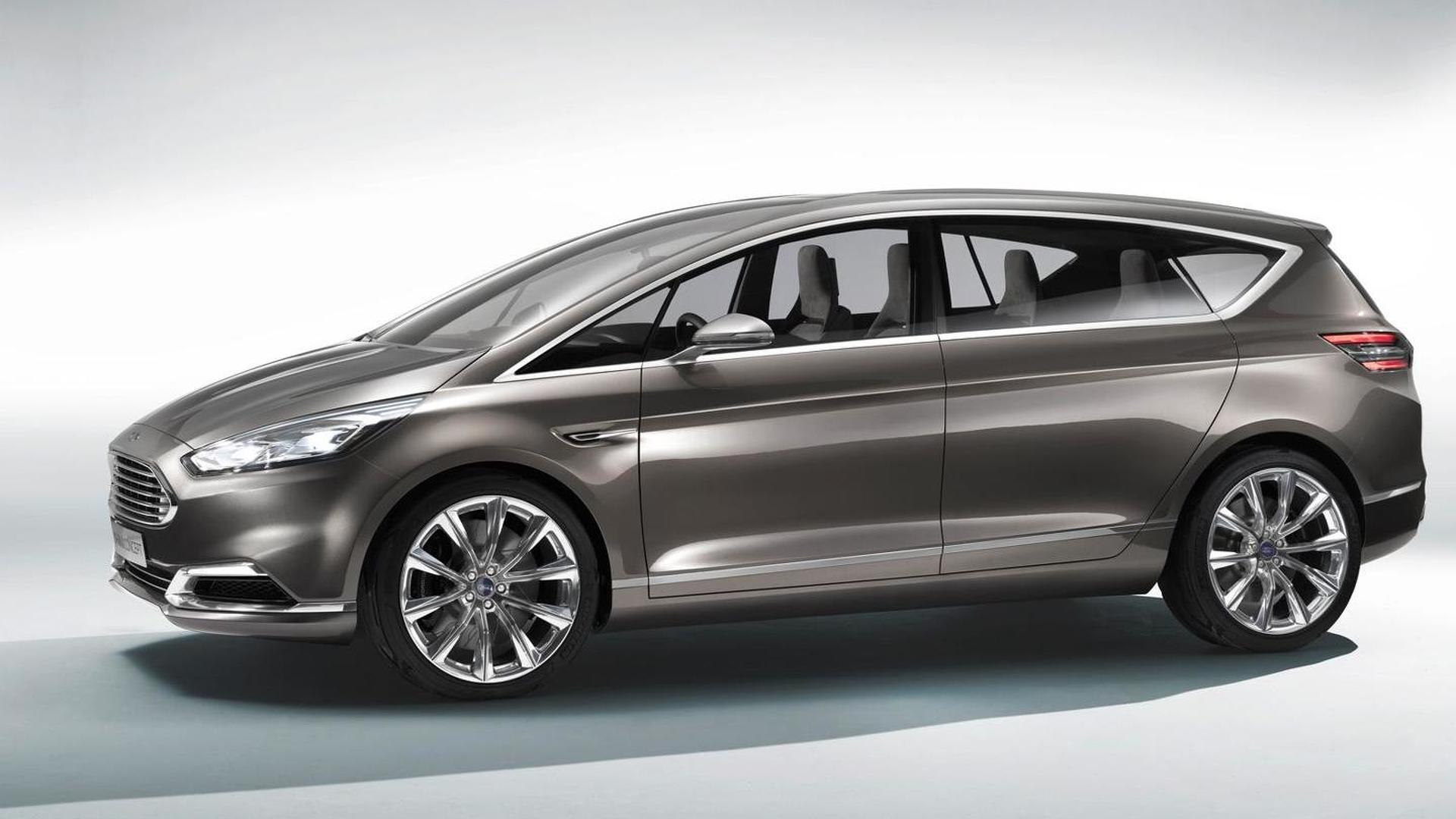 Ford S Max News And Reviews Motor1 Com Uk