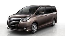Toyota Noah concept 05.11.2013
