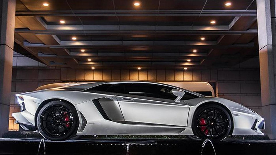 Lamborghini Aventador Jackie Chan Edition goes official