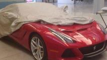 Ferrari F12 Berlinetta Targa (not confirmed)
