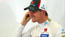 Nico Hulkenberg 24.08.2013 Belgian Grand Prix