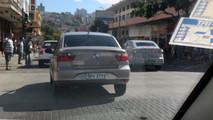 Fiat Argo Sedan - Flagra