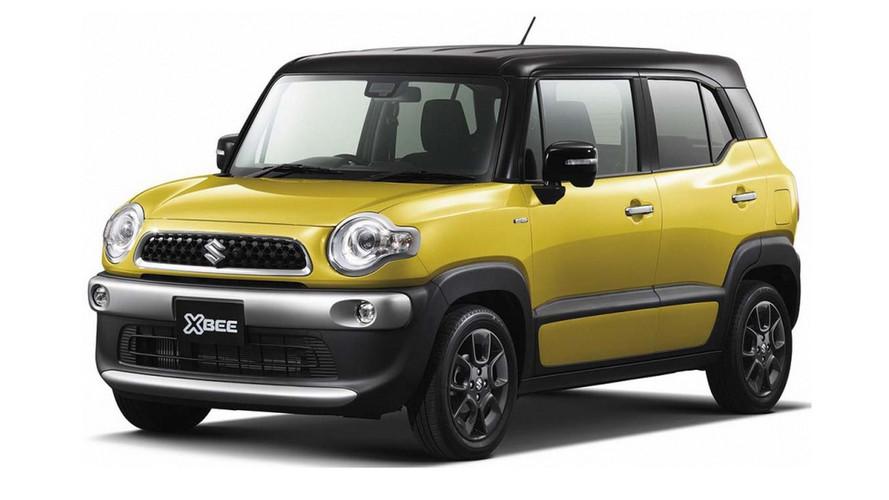 Suzuki dévoile le sympathique Xbee