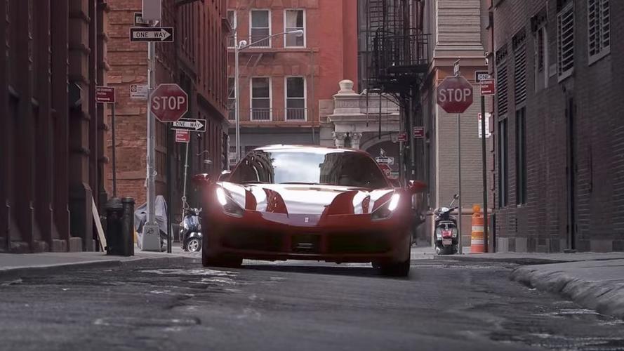 Ferrari, NYC'de 70. yaş günü için parti verecek
