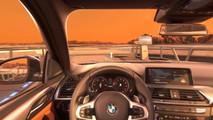 2018 BMW X3 Mars test sürüşü