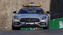 La voiture de sécurité en Formule 1