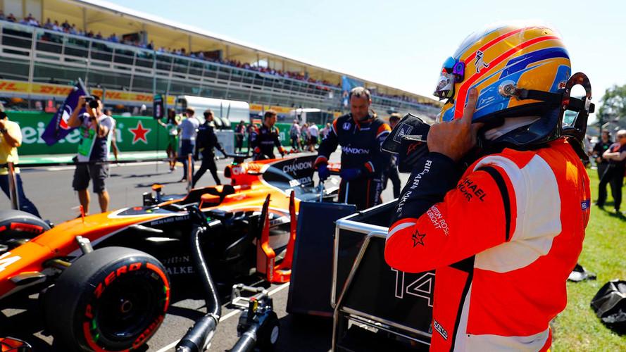 Fernando Alonso futuro McLaren 2018