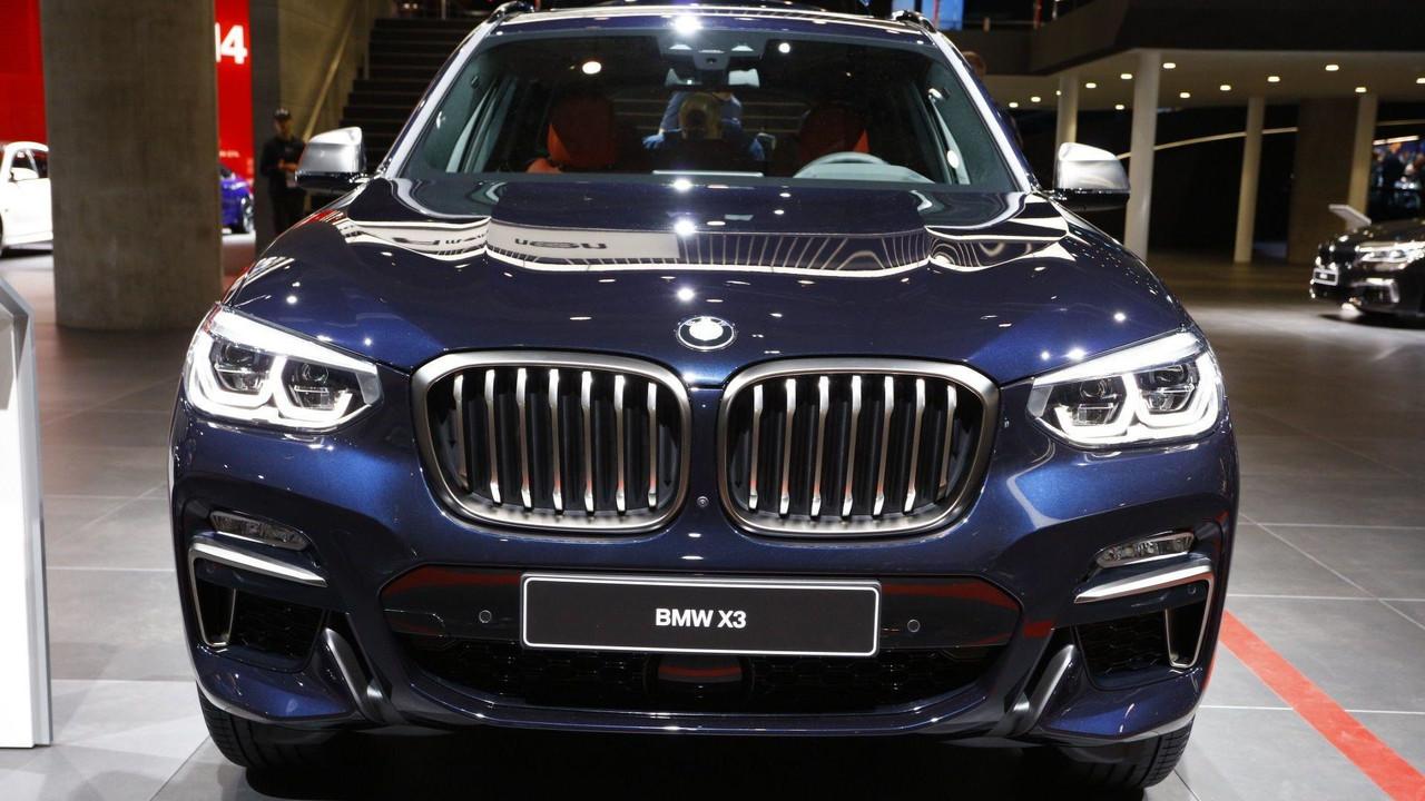 2018 bmw x3 m40i. exellent m40i 2018 bmw x3 m40i at frankfurt motor show inside bmw x3 m40i