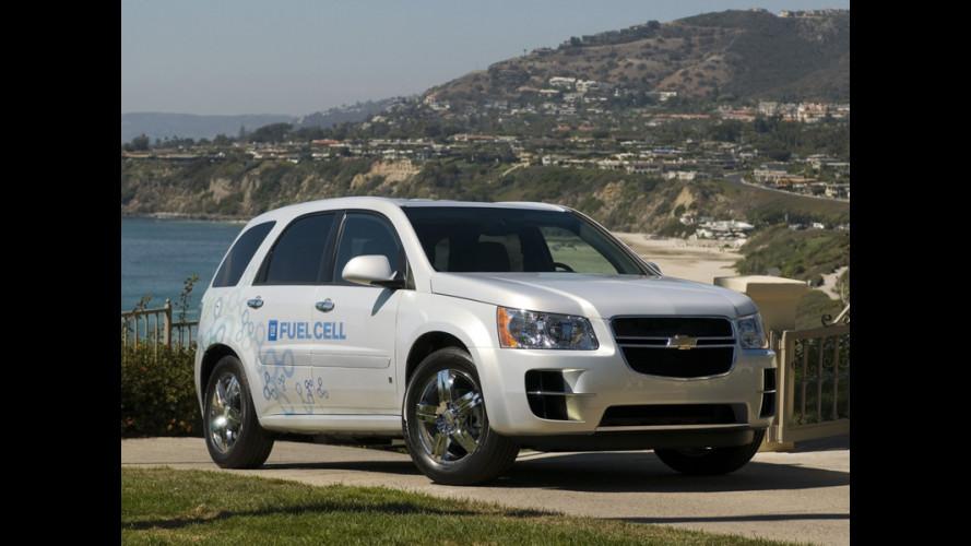 GM: entro il 2015 il primo veicolo ad idrogeno di serie