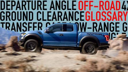 Off-Road Glossary: Everything You Need To Know