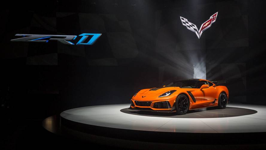Corvette ZR1's LT5 Engine Had A Colorful Internal Codename