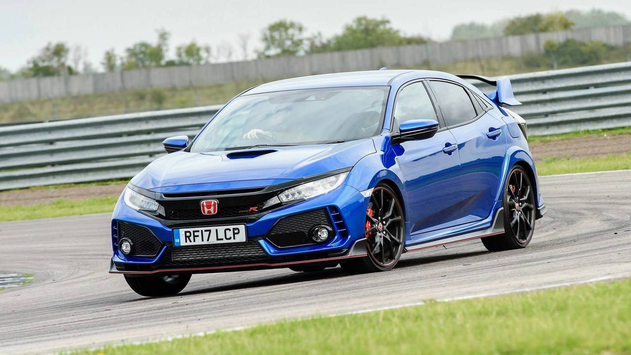 Which is the most powerful hot hatch on the market today?