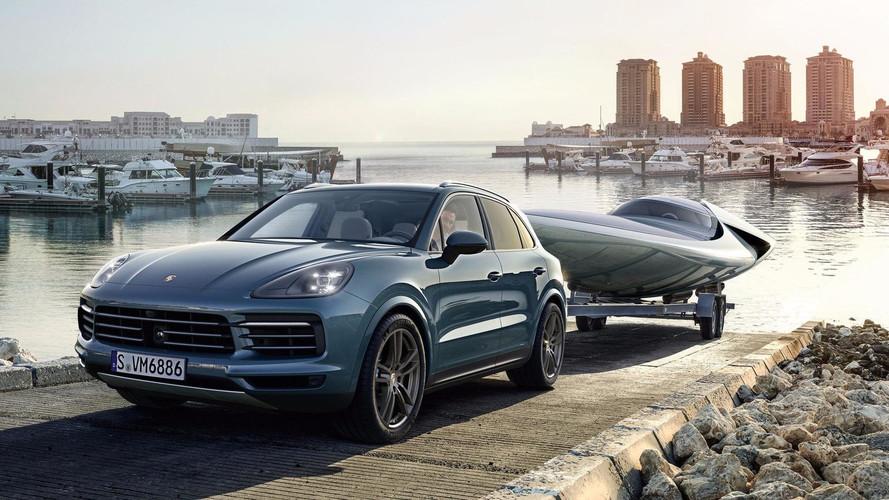 Cayenne diesel - Porsche n'a toujours pas tranché