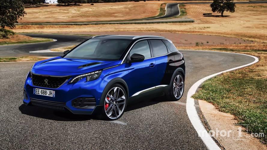 Peugeot, 3008 GTi'ı doğrulamaya hazırlanıyor