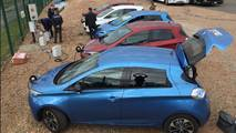 eRallye Monte Carlo, dans la course avec Renault