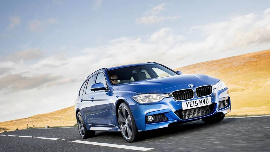 2015 BMW 3 Series Touring review: practical and fun