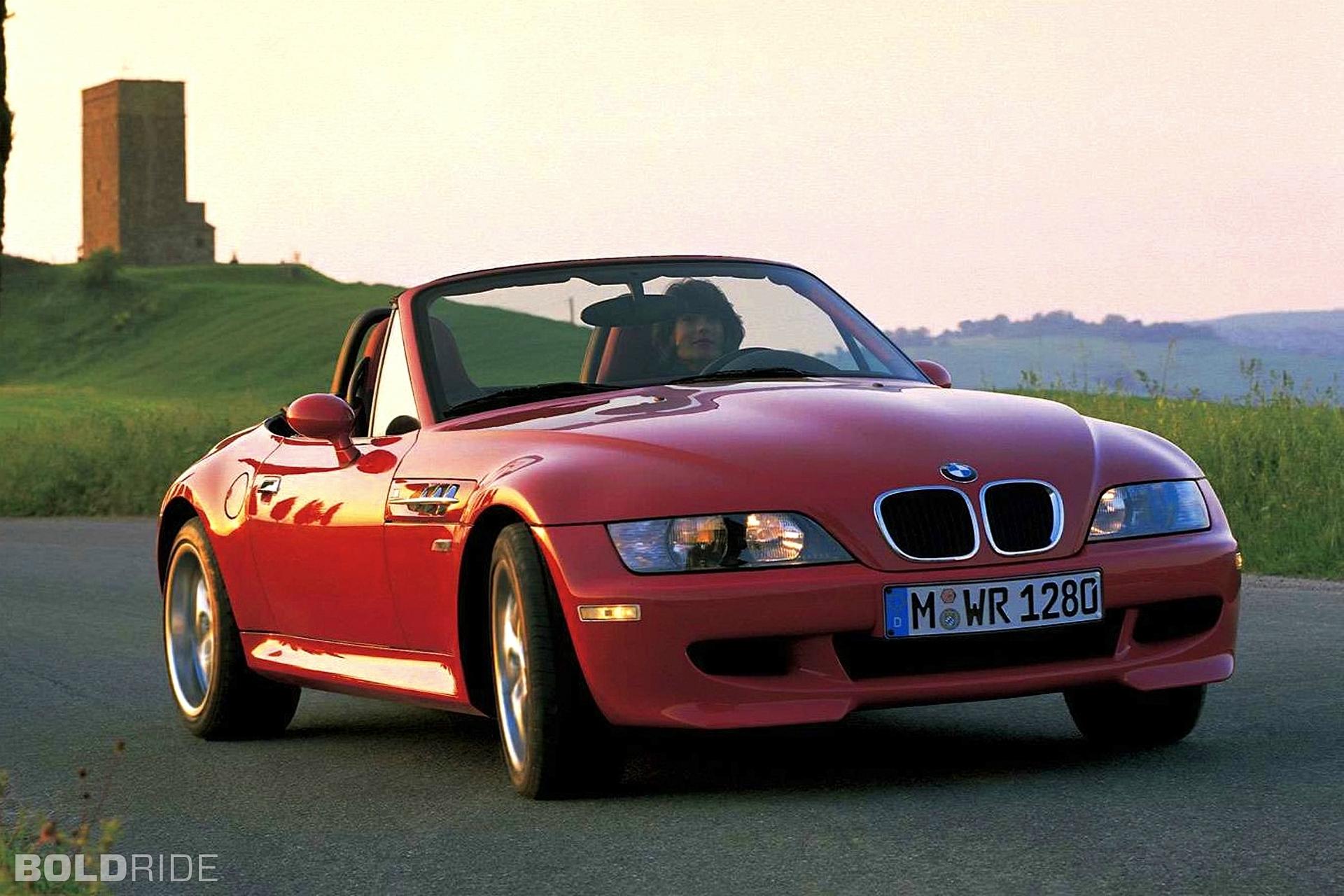 BMW Z M Roadster - 1999 bmw z3 m roadster