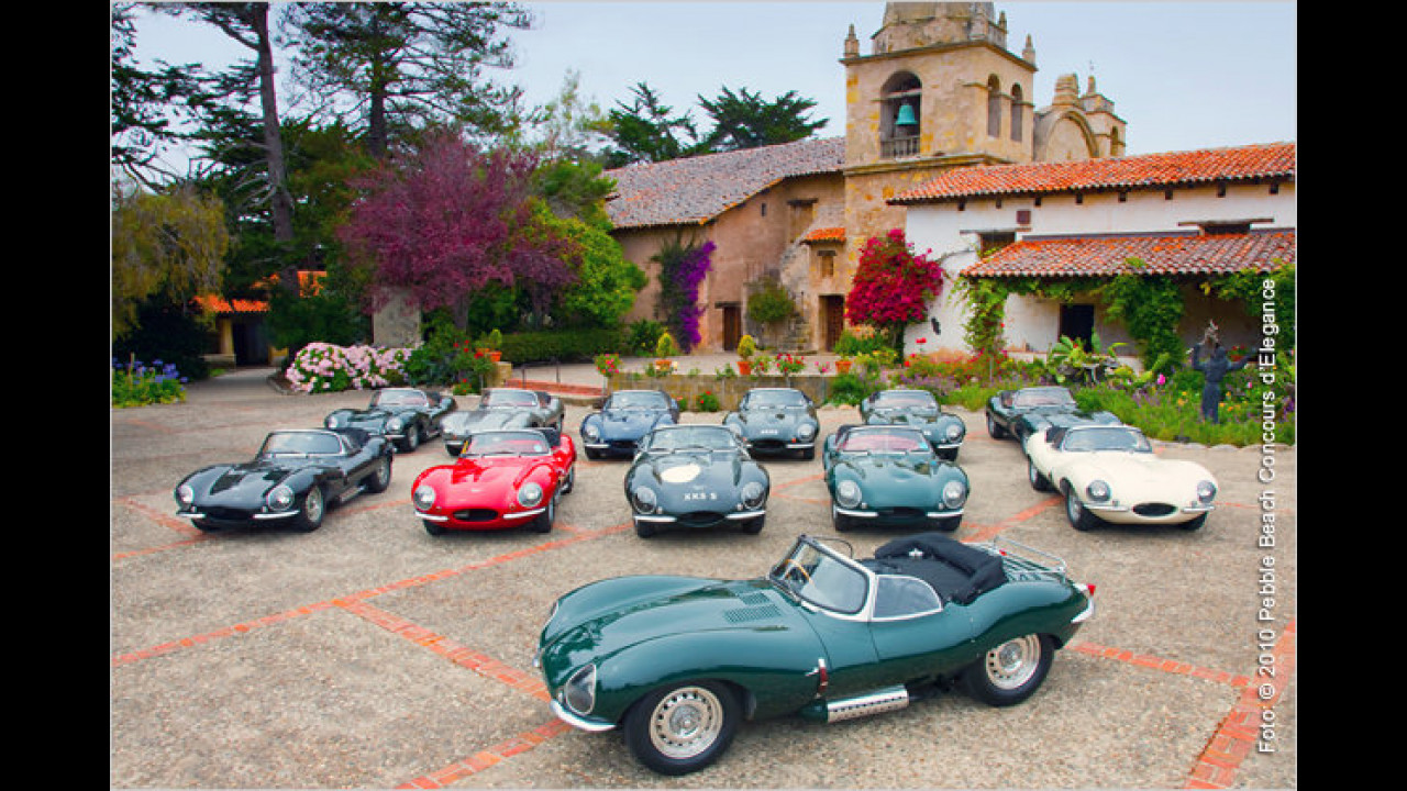 Jaguar XKSS (1957)