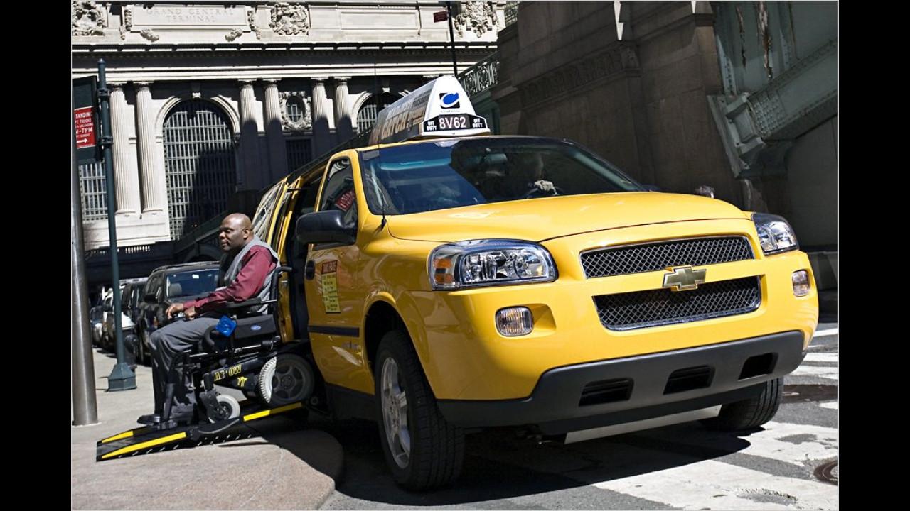 Chevrolet Taxi Van