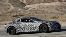 2018 Lexus LC 500 Prototype First Drive
