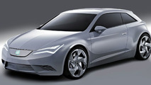 Seat IBE Concept first photos 01.03.2010