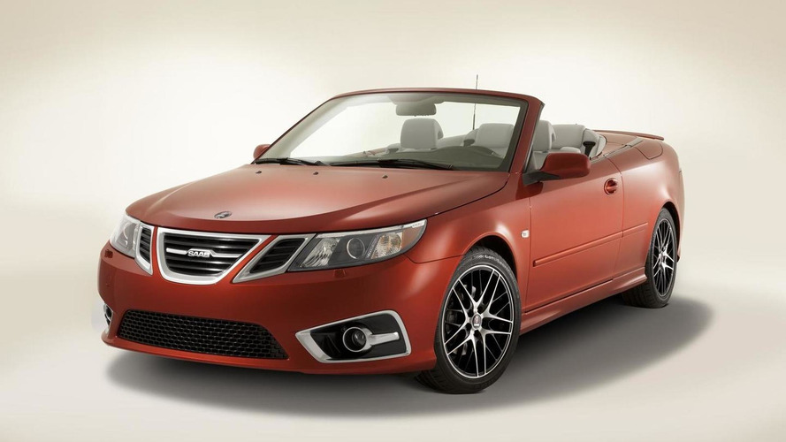 Saab 9-3 facelift & Independence Edition convertible revealed