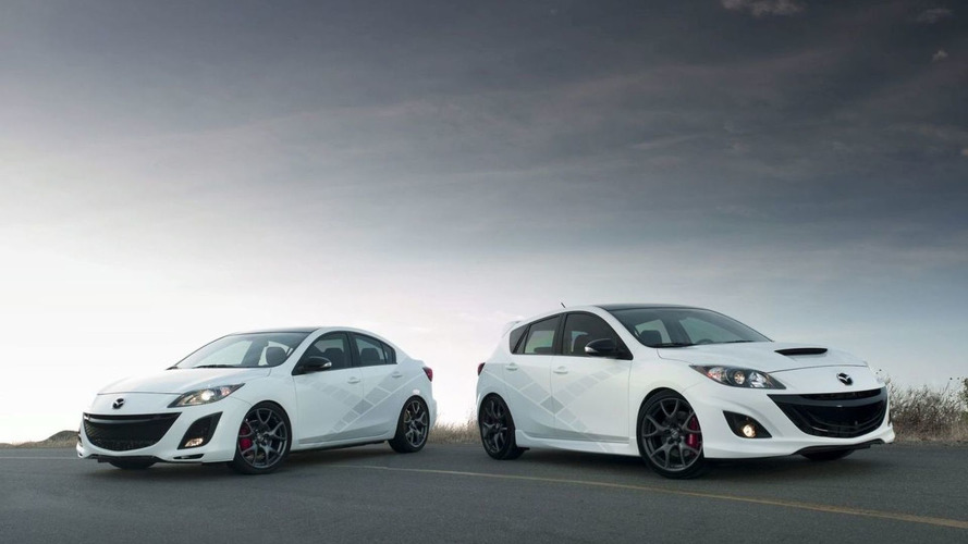 2010 MAZDA3 and MAZDASPEED3 Prepared for SEMA