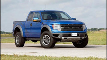 Hennessey VelociRaptor 600 twin turbo based on Ford F-150 SVT Raptor 6.2, 800, 23.06.2010
