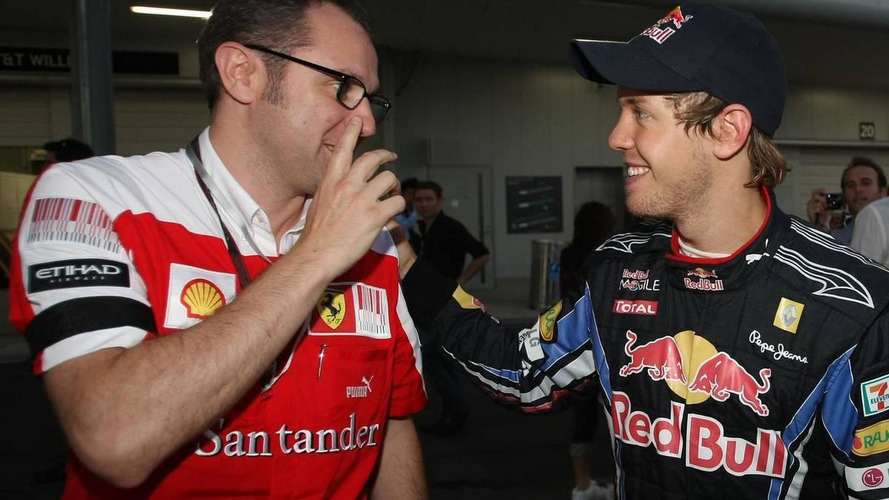 Rival teams' title approach 'interesting' - Domenicali