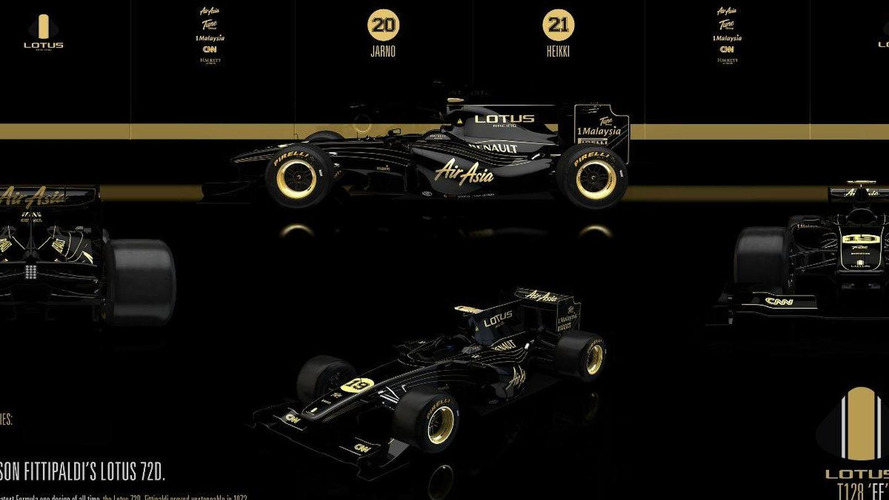 Team Lotus to stick with green livery in 2011