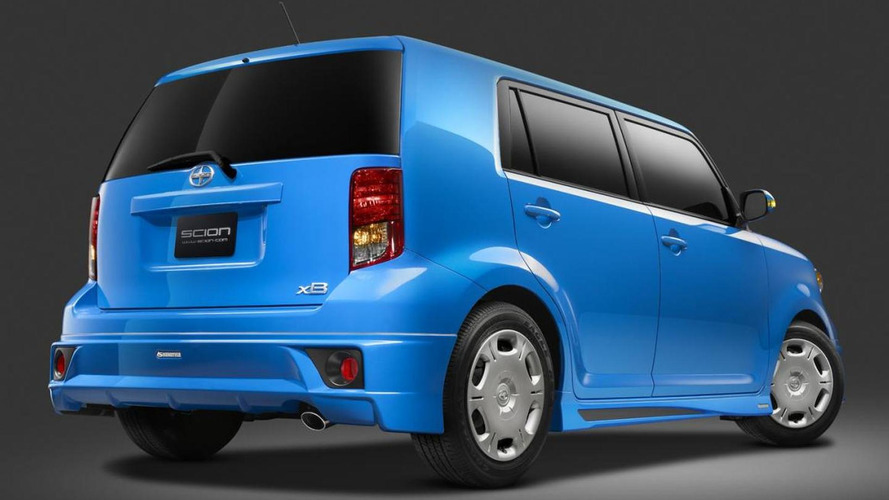 2011 Scion xB Release Series 8.0 debuts in LA