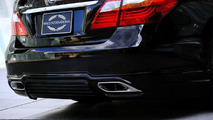 Wald styling program for 2010 Lexus LS460 facelift - 1333