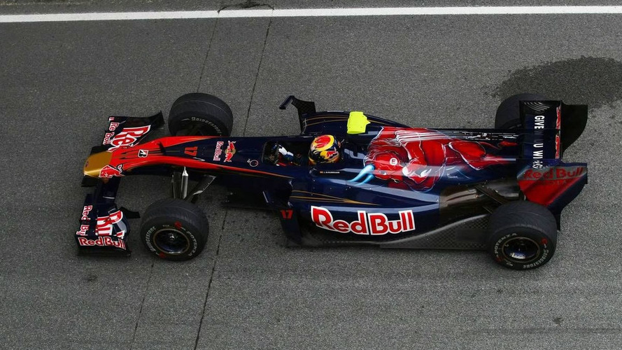 Day three of Jerez testing