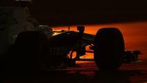 Nick Heidfeld (GER), BMW Sauber F1 Team, Abu Dhabi Grand Prix, Sunday Race, 01.11.2009 Abu Dhabi, United Arab Emirates