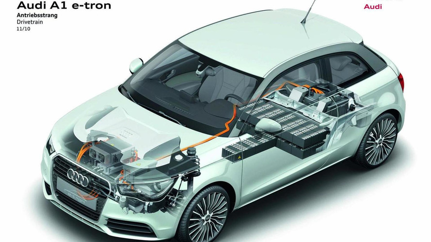 Audi A1 e-tron details released [video]