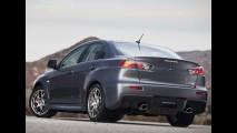 Mitsubishi revela o apimentado Lancer Evolution MR 2011 - Veja fotos