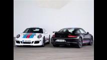 Porsche 911 ganha edição limitada Martini Racing
