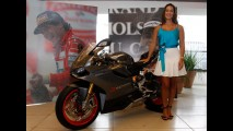 Primeira Ducati 1199 Panigale S Senna é entregue à família de Ayrton
