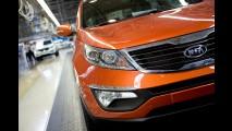 Kia pode reavaliar novo plano de fábrica no Brasil
