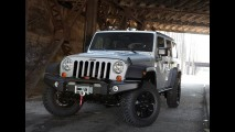 Jeep Wrangler Call of Duty MW3 2012: Dos games para as ruas