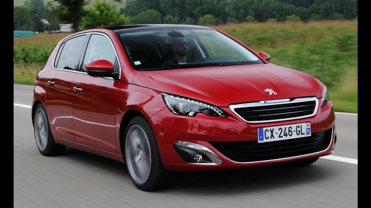 Golf, Polo e Clio lideram vendas na Europa; Focus e Astra ficam fora do top 10